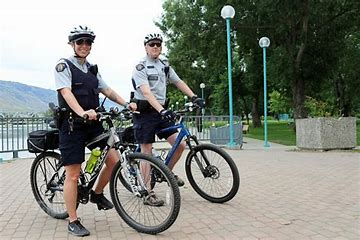 Kamloops Bike Patrol hits the streets